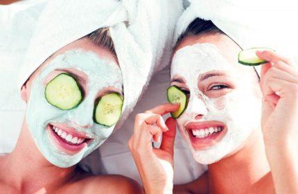 Salatalıkla Yapılan Cilt Maskeleri