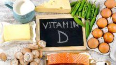 D Vitamini Eksikliği Hastalıkları