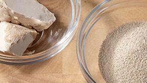 Yaş Mayada Bulunan Vitamin ve Mineraller