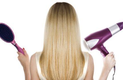 Brezilya Fönü Saça Zararlımıdır ?